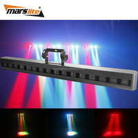 Guangzhou stage effect 16x3W RGBW wholesale LED light bar Mega beam wall washer light
