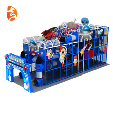 Newest Customized Kids Indoor Soft Play Area Playground Equipment Padding