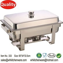 Quality Buffet Chafer catering display equipment