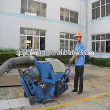 shot blasting machine for road floor airport abrator cleaning equipment