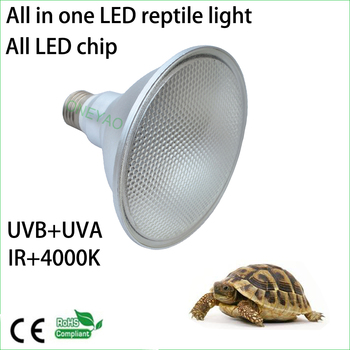 310nm UVB LED 2 years warranty 12W LED reptile light UVA led light UVB led light