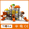 Lovely animal theme outdoor playground new design outdoor playground slide for school