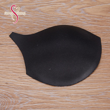 China gold supplier black sponge big size padding sexy cup bra for bra