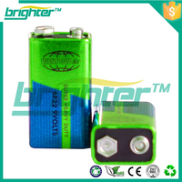 9v 6f22 carbon zinc battery for cheap segway with low price from china