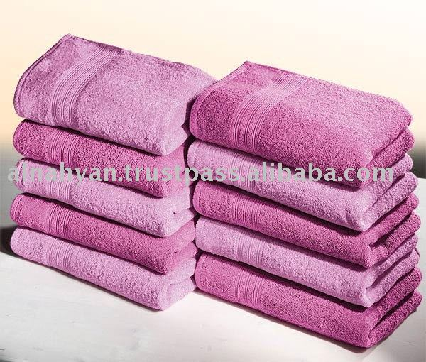 Pakistan High Quality A-One Cotton Bath Towel
