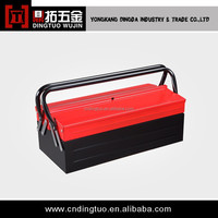 Custom Made Mechanic Extendable Tool Box For Trunk