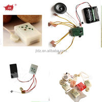 Press button voice recording module/voice chip ic recorder for teddy bears