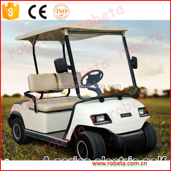 china made 4 seats prices electric golf car