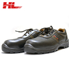 Black Insulated Industrial Woodland Safety Shoes