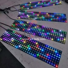 Flexible ws2812b LED Matrix 8x32 - 256 RGB SK6812 RGBW LED Pixels