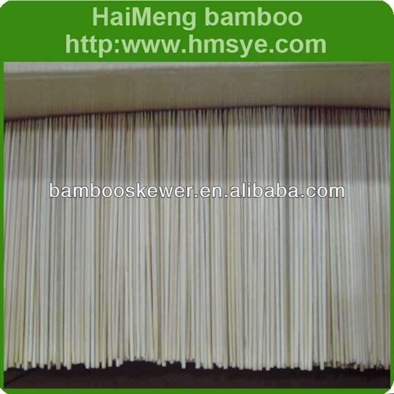 Disposable Bamboo Skewer for BBC Use