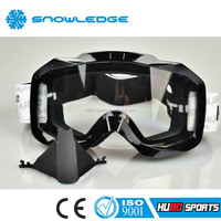 New model motorcycle nose guard transparent lens safety mx off-road goggles