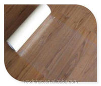 High adhesive protective plastic pe film for floor