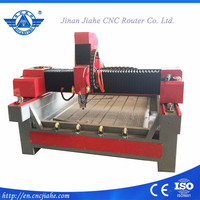 Stable tombstone/monuments/marble/granite carving cnc stone machine JK-1318S