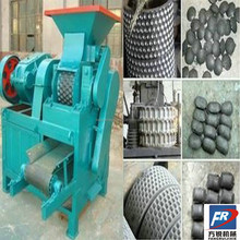 Pyrolysis carbon briquette machinery/bamboo charcoal briquette machine/barbecue charcoal briquette making machine