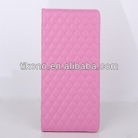 Hot high quality folio leather case for ipad 5