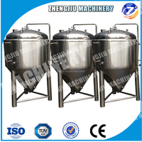 Stainless Steel Tank Pot Beer Fermentation