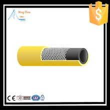 MZ 2015 high quality nylon fabric reinforced pvc flexible rubber air hose