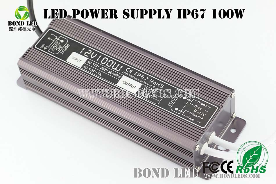 meanwell 100w single output switching power supply 24v RS-100-24