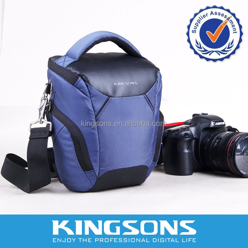 Professional dslr camera backpack camera bag with wheels