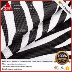 Alibaba China New Products Oxford Fabric For Bag&Tent and Black Coated Oxford Fabric