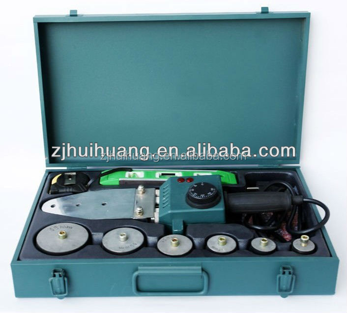 1500W ppr plastic hand welder tools ,water plastic tube welding machine