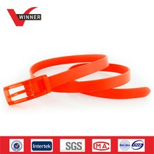 China Supplier Fashion Golf Plastic belts