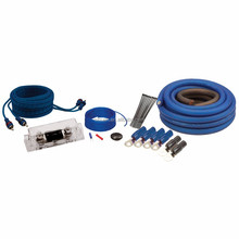 standard cable cca car amp installation wiring kit in lower price