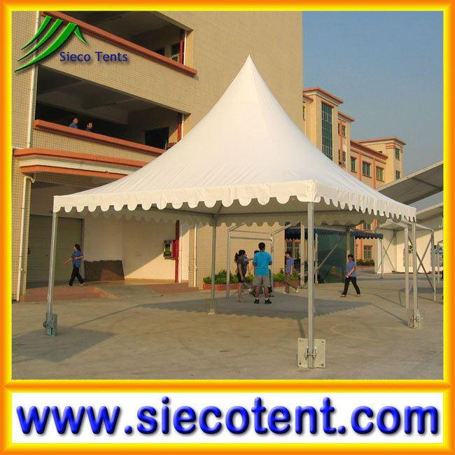 Aluminum Alloy Pole Metal Pagoda