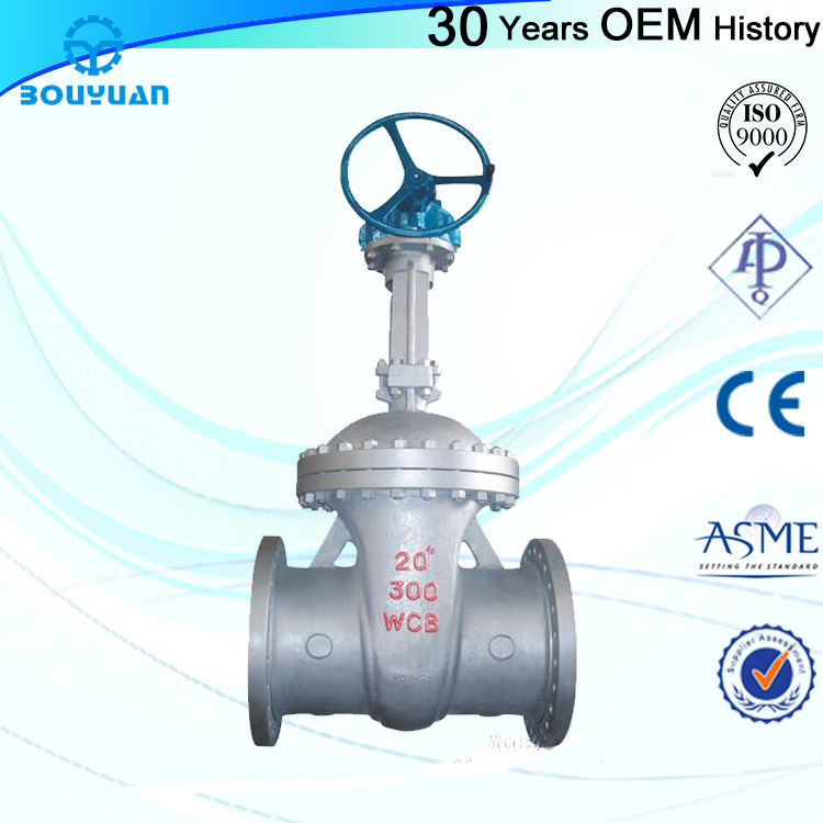 Hot Selling Cast iron gate valve used in oil industrial with high quality
