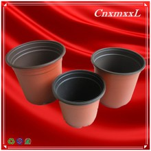 convenient and eco-friendly plastic hydroponic grow systems Soft flower pot plant pots for wholesales