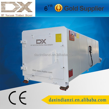 DX-6.0III-DX PLC controlled system high frequency square vacuum wood dryer kiln