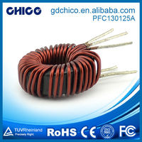 PFC130125A High reliability variable inductor coils,inductor coil,power inductor