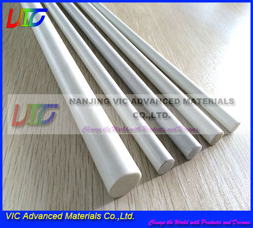Hot sale high density fiberglass reinforced plastic rod for Fiberglass density