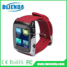 2015 new android 2g cell phone smart bluetooth watch,wrist watch