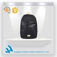 2015 newest design laptop nylon backpack bag school bag and computer accessories