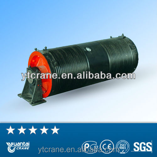 China manufacturer crane parts crane lifting drum set
