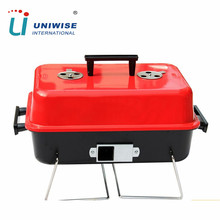 Portable Tabletop Hamburger Barbeque Smokeless Japanese BBQ Grill