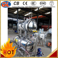 Professional steam or water used single pot sterilizing steaming autoclavesteam autoclave
