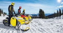 Snowmobile Rubber Track, Small Snow Rububber Track Vehicle Factory Price