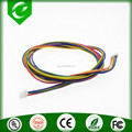 Flat lvds PH2.0 connector colorful flat wire cable