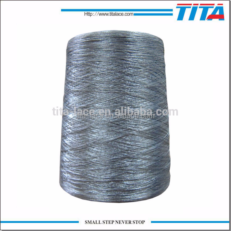 150 denier polyester embroidery thread 500g/cone for machine