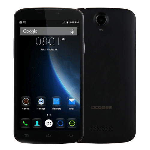 online shopping free sample new product Original DOOGEE X6 Pro 4G 5.5 inch Android 5.1 MT6735 Quad Core Mobile Phone Unlocked