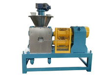 fertilizer dry roller press granulator