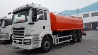 exported to Ghana 25000liters 25m3 full drive 6x6 25tons water truck water sprinkler truck water sprayer truck