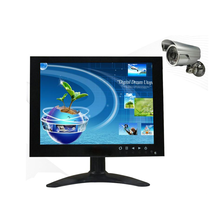 7 / 8 / 9.7 / 10.1 / 10.4 / 12.1 / 15 / 17 19 inch cctv monitor Industrial metal shell monitor anti-jamming
