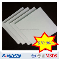 SANPONT 1mm Thinkness Raw Material Silica Gel PLC Plate