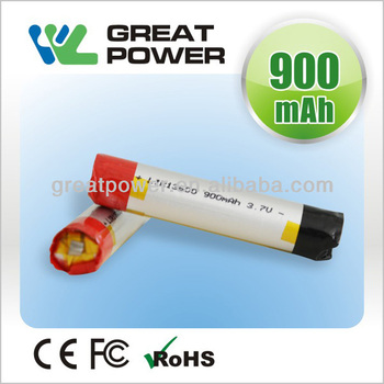 Good quality popular 13600 size e-cigarette battery wholesale china