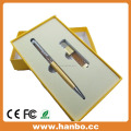 wholesale business gift set usb pen drive computer peripherals high quality