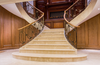 Spiral Marble Step Staircase Or Spiral